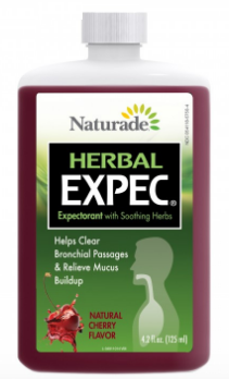 Image of EXPEC Herbal Expectorant Herbal with Guafenesin Cherry