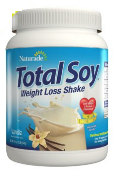 Image of Total Soy Weight Loss Shake Powder Vanilla (Natural & Artificial)