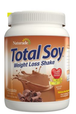 Image of Total Soy Weight Loss Shake Powder Chocolate (Natural & Artificial)