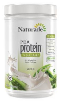 Image of Pea Protein Vegan Shake Powder Vanilla