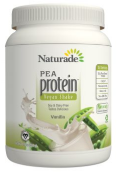 Image of Pea Protein Vegan Shake Powder Vanilla