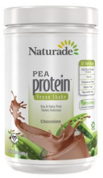Image of Pea Protein Vegan Shake Powder Chocolate