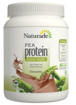 Image of Pea Protein Vegan Shake Powder Chocolate