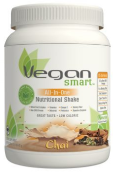 Image of Vegan Smart All-In-One Nutritional Shake Powder Chai