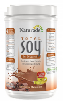 Image of Total Soy All Natural Meal Replacement Powder Bavarian Chocolate