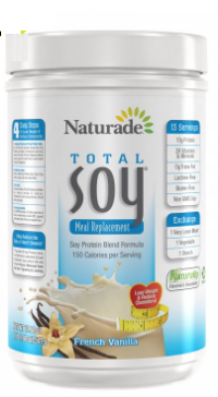 Image of Total Soy All Natural Meal Replacement Powder French Vanilla