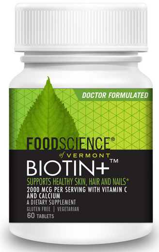 Image of Biotin+ 2000 mcg