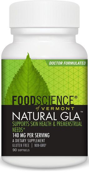 Image of Natural GLA 70 mg (Black Currant Seed Oil 500 mg)