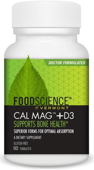 Image of Cal Mag+ D3 250/100/25 mg