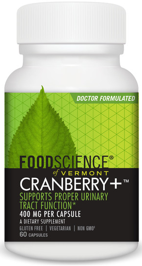 Image of Cranberry+ 400 mg