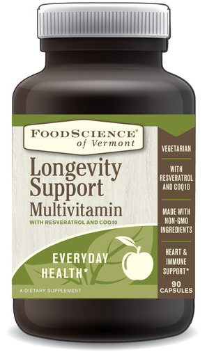 Image of Longevity Support Multivitamin