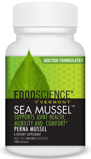 Image of Sea Mussel 500 mg (Green Lippid Mussel)