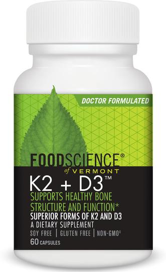 Image of K2 + D3