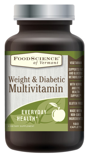 Image of Weight & Diabetic Multivitamin