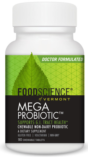 Image of Mega Probiotic (Non-Dairy) Chewable