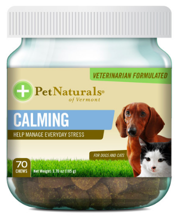 Image of Calming for Dogs & Cats Chewable