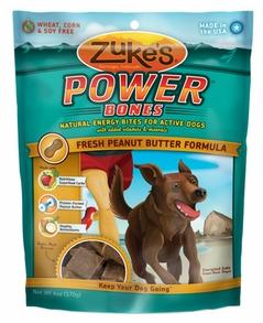 Image of Power Bones Energy Bites for Dogs Peanut Butter
