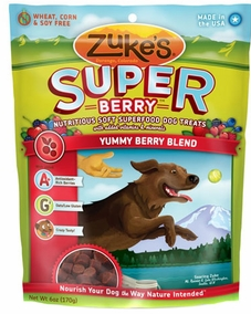 Image of Super Berry Blend Soft Treats for Dogs