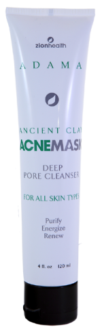 Image of ADAMA Acne Mask for All Skin Types