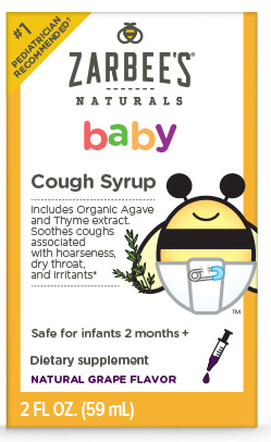 Image of Baby Cough Syrup Grape