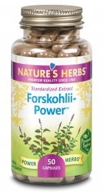 Image of Power-Herbs Forskohlii Power 125 mg