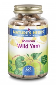 Image of Mexican Wild Yam