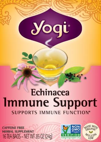 Image of Echinacea Immune Support Tea