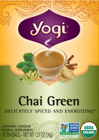 Image of Chai Green Tea
