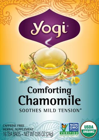 Image of Comforting Chamomile Tea