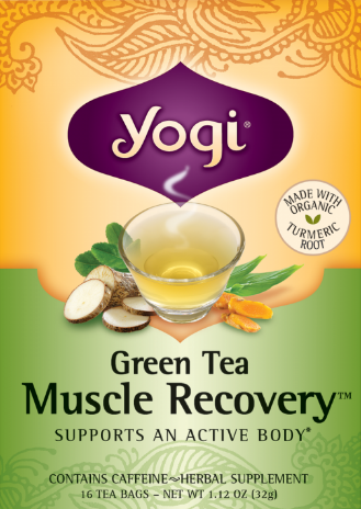 Image of Green Tea Muscle Recovery