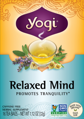 Image of Relaxed Mind Tea