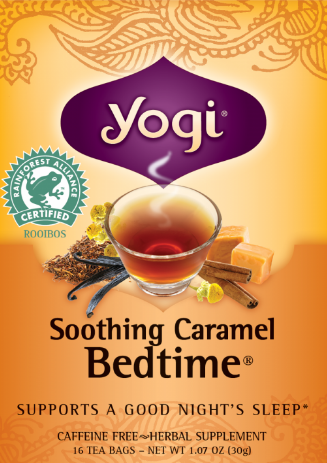 Image of Soothing Caramel Bedtime Tea