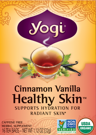 Image of Cinnamon Vanilla Healthy Skin Tea