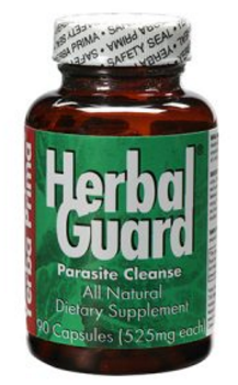 Image of Herbal Guard Parasite Cleanse