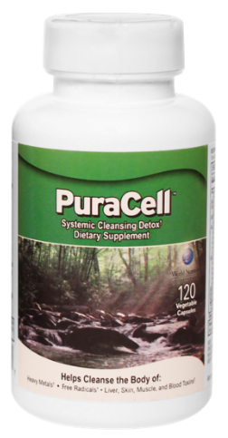 Image of PuraCell (systemic cleansing detox)