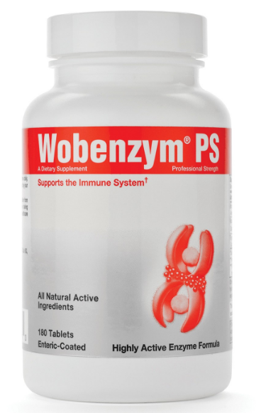 Image of Wobenzym PS