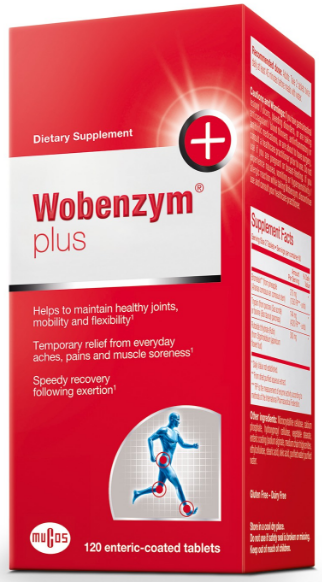 Image of Wobenzym Plus