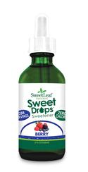 Image of SweetLeaf Sweet Drops Liquid Stevia Berry