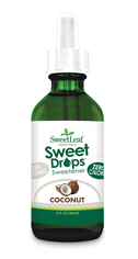 Image of SweetLeaf Sweet Drops Liquid Stevia Coconut