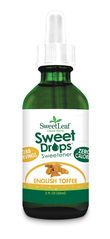 Image of SweetLeaf Sweet Drops Liquid Stevia English Toffee