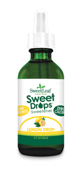 Image of SweetLeaf Sweet Drops Liquid Stevia Lemon Drop
