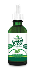 Image of SweetLeaf Sweet Drops Liquid Stevia Peppermint