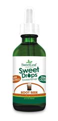 Image of SweetLeaf Sweet Drops Liquid Stevia Root Beer
