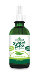 Image of SweetLeaf Sweet Drops Liquid Stevia SteviaClear