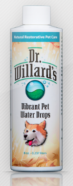Image of Vibrant Pet Water Drops