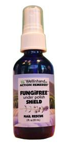 Image of Fungi Free Under Polish Shield