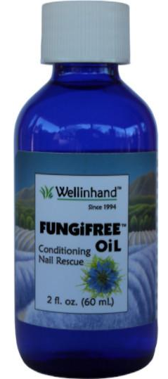 Image of FungiFree Step 3 Protect Conditioning Nails Resue Oil