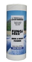 Image of FungiFree Step 4 Prevent Nails Shoe & Foot Powder