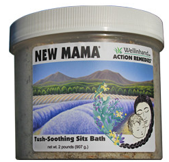 Image of New Mama Tush-Soothing Bath