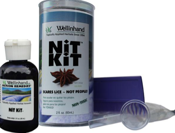 Image of Nit Kit Lice Treatment Kit 4 pieces